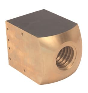 Trapezoidal nuts and customized bronze nuts